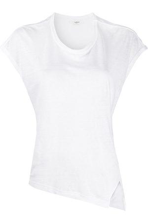 Isabel Marant Asymmetric hem T-shirt