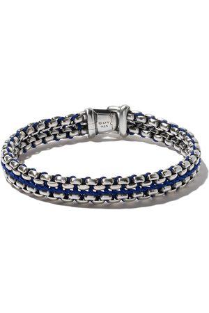 David Yurman Woven cuff bracelet - SSBL