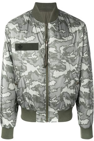 Mr & Mrs Italy Men Bomber Jackets - Padded bomber jacket
