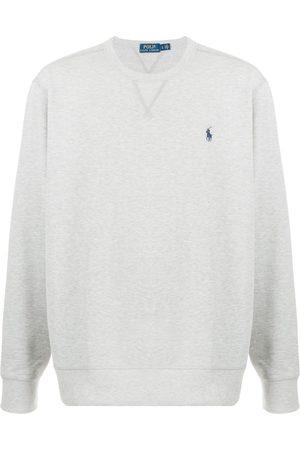 Polo Ralph Lauren Logo embroidered T-shirt - Grey