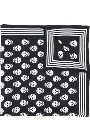 Alexander McQueen Mini skull print scarf