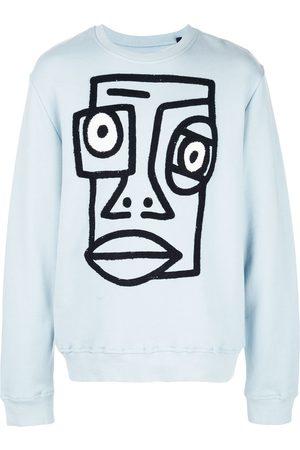 HACULLA Confused sweatshirt - Grey