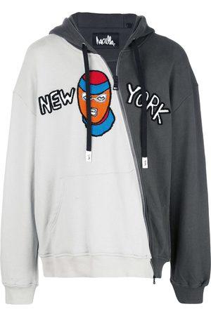 HACULLA New York Divergence hoodie - Grey