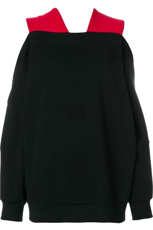 Ioana Ciolacu Cutout shoulder sweatshirt