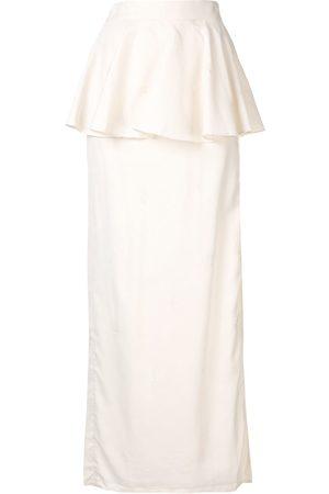 PALMER / HARDING Jacquard Donna maxi skirt