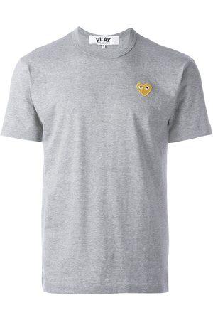 Comme des Garçons Heart T-shirt - Grey