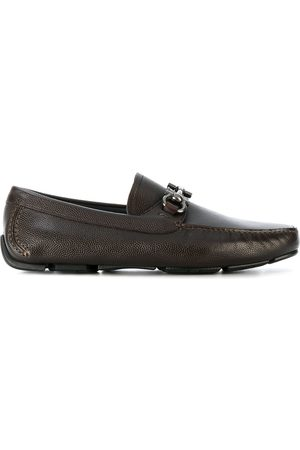 Salvatore Ferragamo Men Loafers - Gancio horsebit loafers