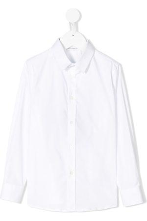Dolce & Gabbana Boys Shirts - Classic plain shirt