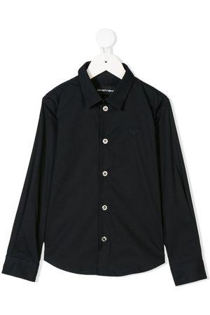 Emporio Armani Boys Shirts - Classic shirt