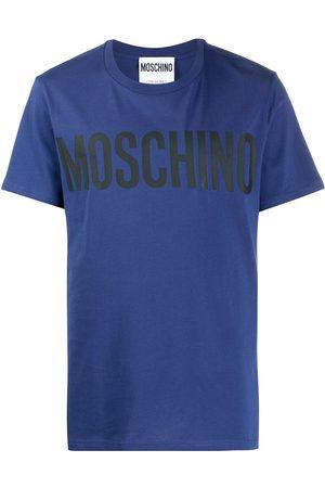 Moschino Logo print short-sleeved T-shirt