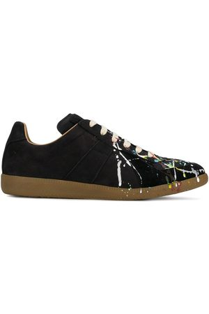 Maison Margiela Men Sneakers - Paint drop Replica sneakers