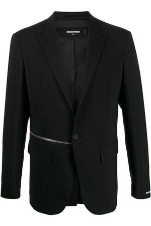 Dsquared2 Zip detailed blazer