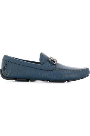 Salvatore Ferragamo Gancio horsebit driving shoes