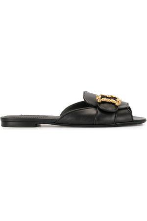 Dolce & Gabbana D&G Baroque slippers