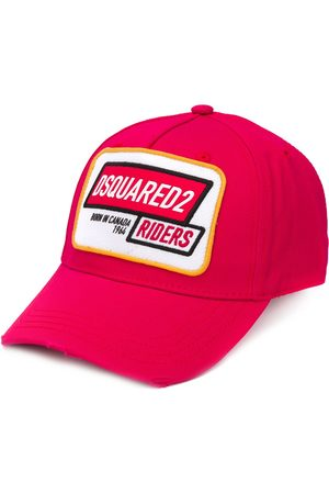 Dsquared2 Riders' logo baseball cap