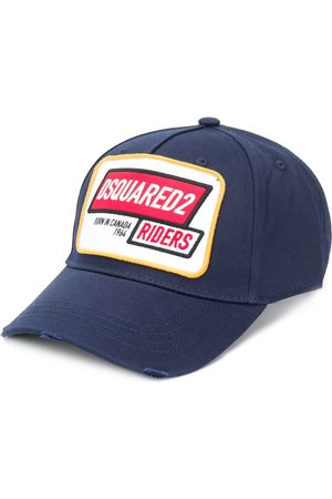 Dsquared2 Riders logo baseball cap