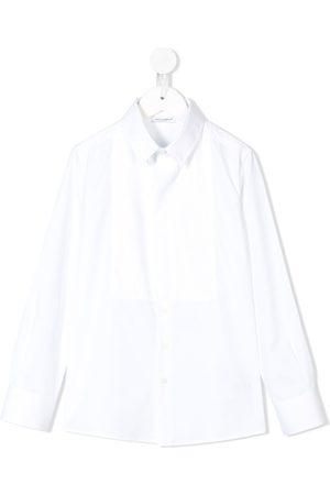 Dolce & Gabbana Boys Shirts - Pleated smart shirt