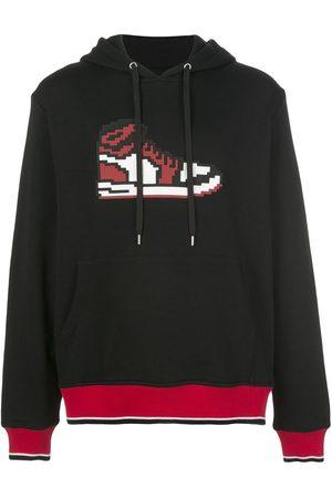 MOSTLY HEARD RARELY SEEN Windy Sneaker hooded sweatshirt