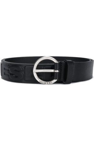 Diesel Logo buckled belt