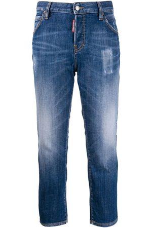 Dsquared2 I Love D2 slim-fit jeans