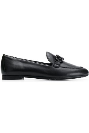 Salvatore Ferragamo Loafers with buckle detail