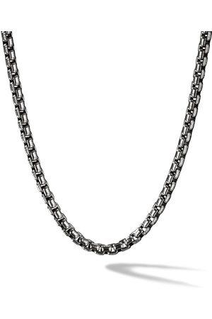 David Yurman Box chain necklace - SS