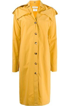 Bottega Veneta Military-style shirt dress