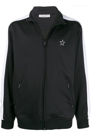 VALENTINO Star print sports jacket