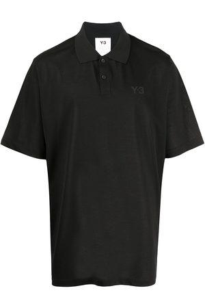 Y-3 Oversized polo shirt