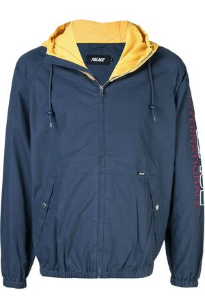 PALACE Internationale windbreaker jacket