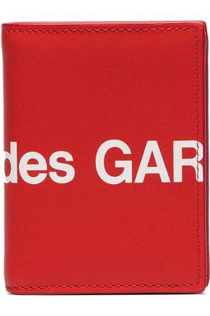 Comme des Garçons Large logo print wallet