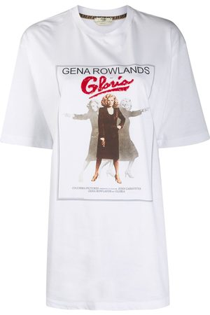 Fendi Gloria movie print T-shirt
