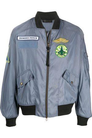 Mr & Mrs Italy Patch-embellished bomber jacket