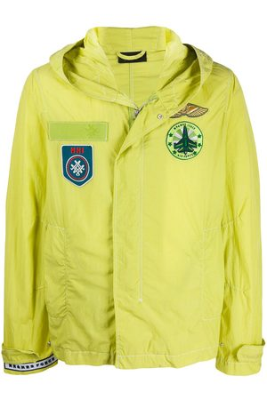 Mr & Mrs Italy Patch-embellished jacket