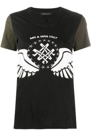Mr & Mrs Italy Logo T-shirt