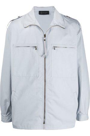 Mr & Mrs Italy Lightweight jacket - Grey