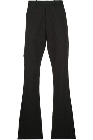 OFF-WHITE Logo tailored trousers