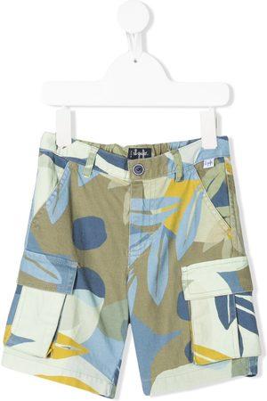 Il gufo Cargo bermuda shorts