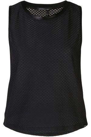 Koral Muscle Nets tank top