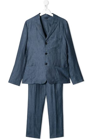 Emporio Armani Slim-fit two piece suit