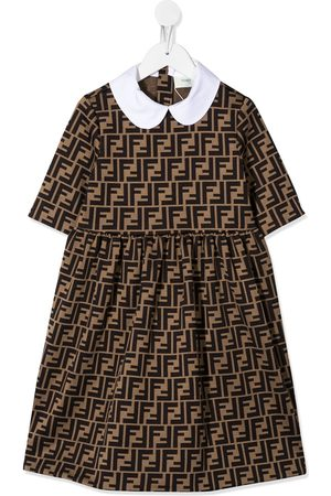 Fendi FF pattern dress