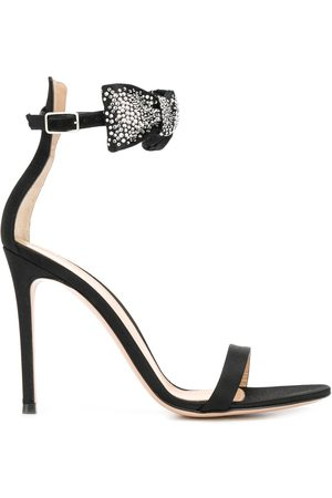 Gianvito Rossi Bow detail sandals
