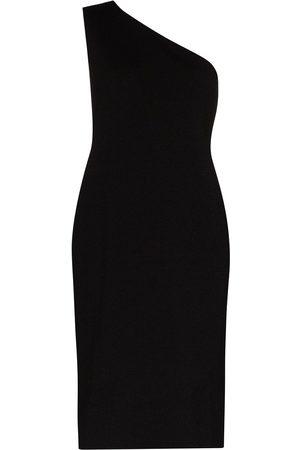 Bottega Veneta One-shoulder midi dress