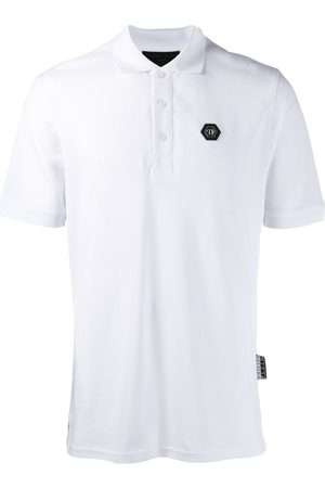 Philipp Plein SS Flame polo shirt