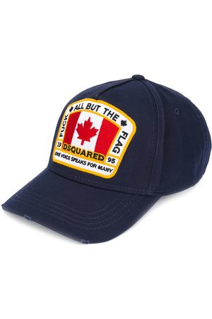 Dsquared2 Men Caps - Canadian flag baseball cap