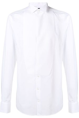Dolce & Gabbana Bib detail formal shirt