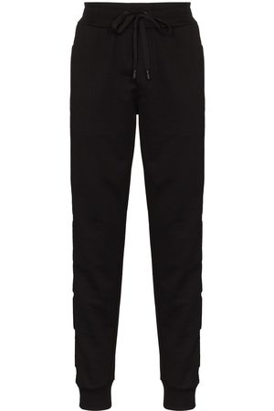 Dolce & Gabbana Logo embroidered sweatpants