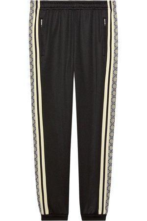 Gucci Men Sweatpants - Oversize technical jersey jogging pant