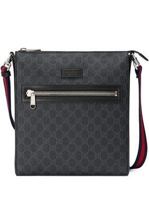 Gucci Men Bags - GG Supreme messenger bag
