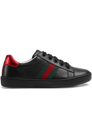 Gucci Web detail sneakers
